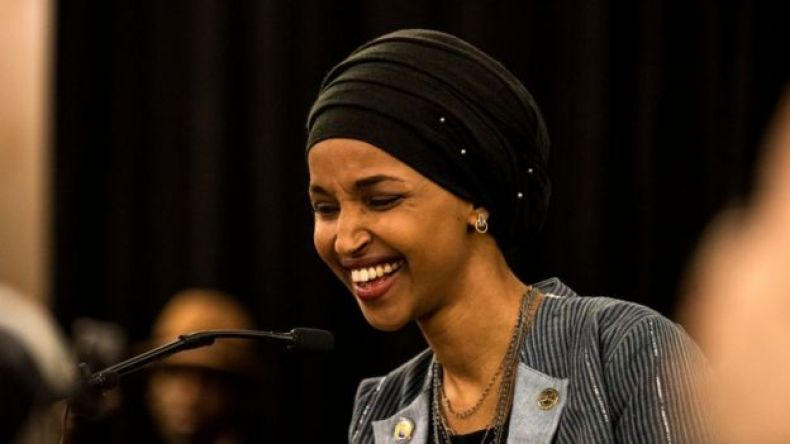 Ilhan Omar, congresista por Minesota