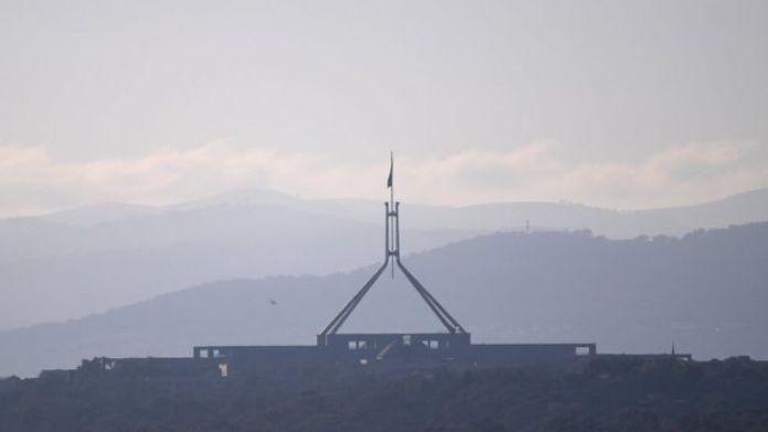 Canberra ayaa ah caasimadda qaranka Australia