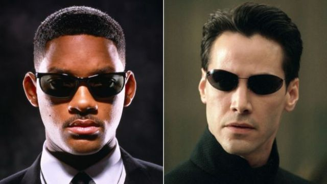 Will Smith y Keanu Reeves