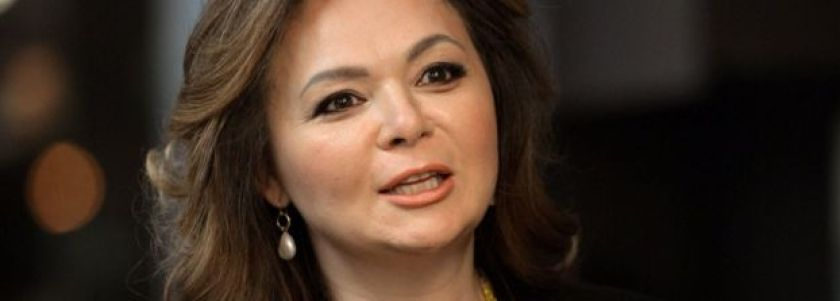 Russian lawyer Natalia Veselnitskaya speaks during an interview in Moscow on 8 November 2016