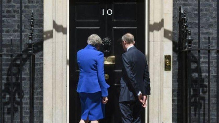 مقر رئيس الوزراء البريطاني