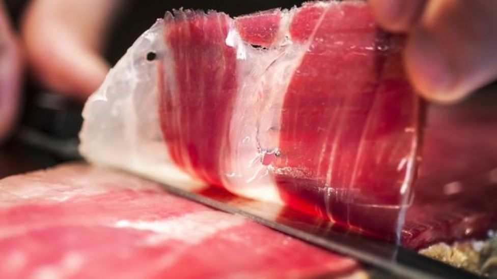 شريحة من لحم الخنزير