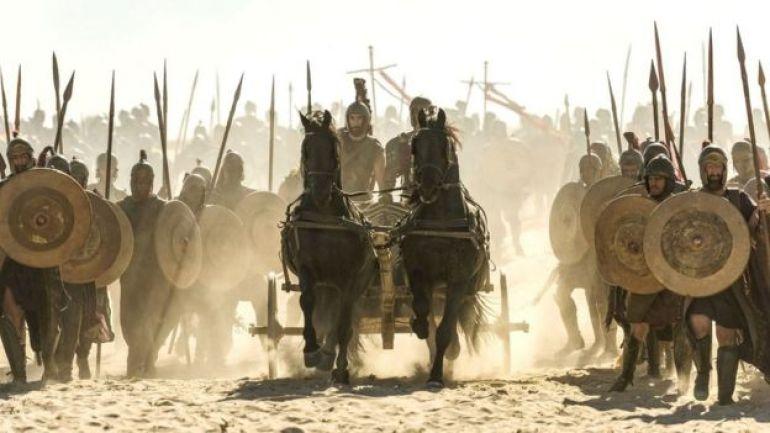 """Imagen de """"Troya, la caída de una ciudad"""". (Foto: BBC/Wild Mercury)"""