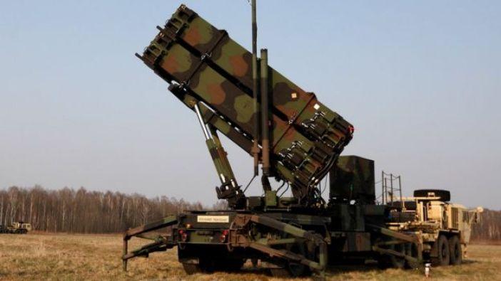 El sistema de misiles Patriot de EE.UU.