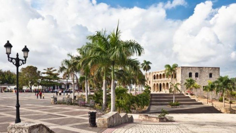 Santo Domingo, capital de República Dominicana