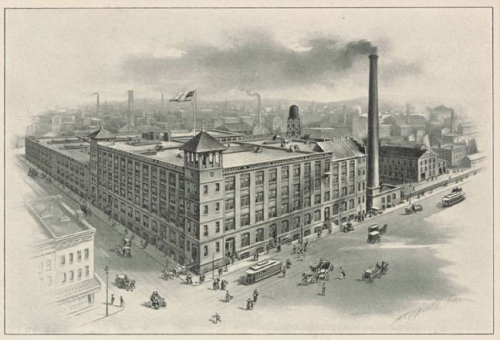 The Sackett & Wilhelms Lithographing and Printing Company