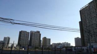 Torres en la comuna Estación Central