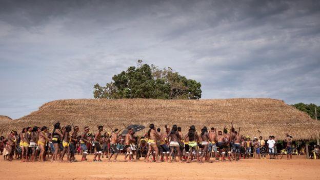 Adunarea indigenilor