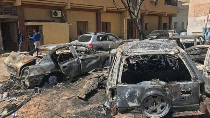 Depuis la chute dub régime de Kadhafi, les affrontements meurtriers ont fait plusieurs milliers de morts et déplacés en Libye