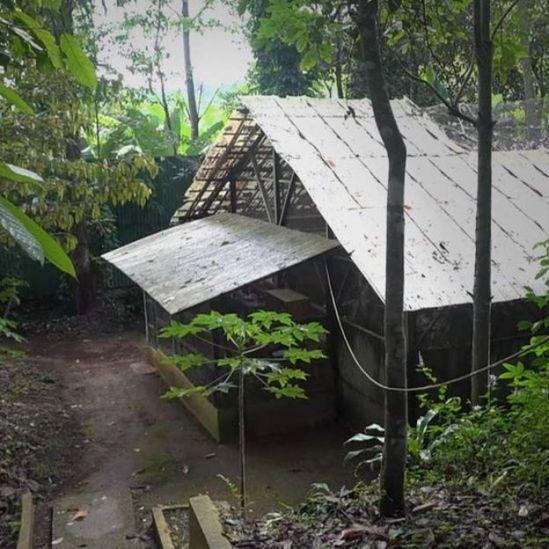 Centro de cría y conservación Cikanaga