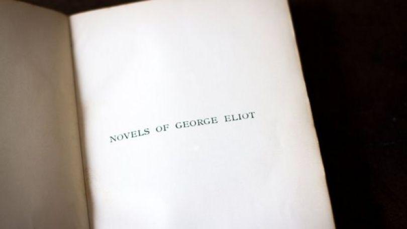 Livro de George Eliot
