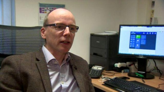Dr Michael McKenna