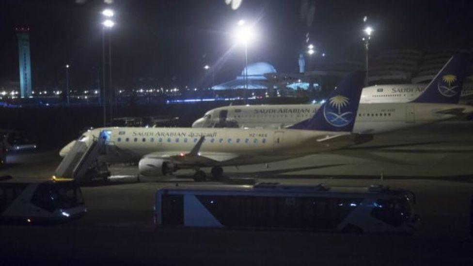 Aeropuerto Internacional Rey Khalid