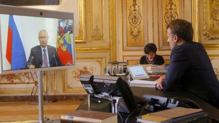عطلت فرنسا مع روسيا إصدار بيان إدانة شديد اللهجة من مجلس الأمن لهجوم حفتر على طرابلس