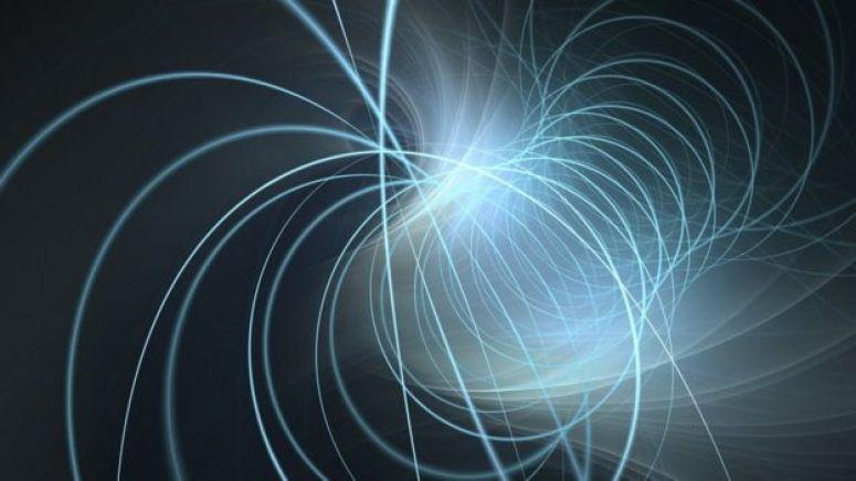 物理学中的弦理论图示