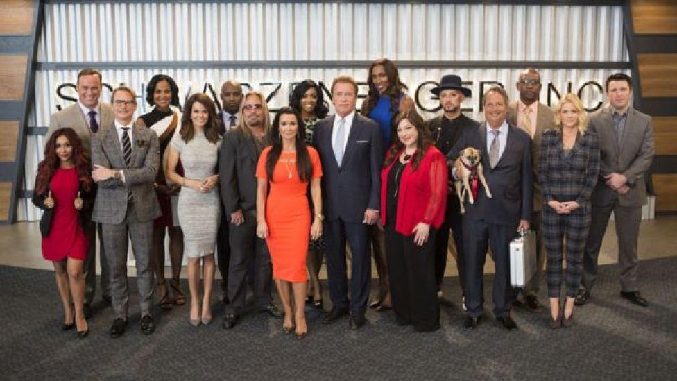 Celebrity Apprentice line-up