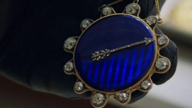 El reloj de Josefina, esposa de Napoleón