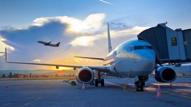 Aviação abastecendo