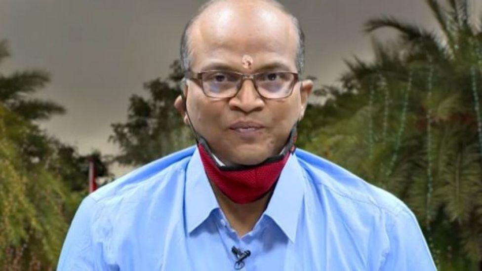 பேராசிரியர் பாலாஜி