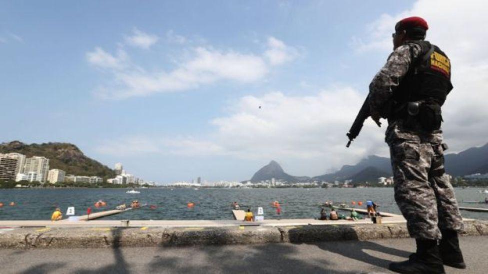 Zirin diz que Olimpíada deixará legado militarista para Rio de Janeiro