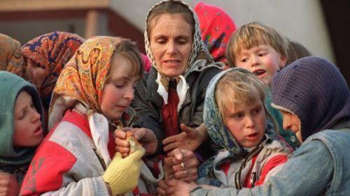 Bosnalı kadınlar ve yemek