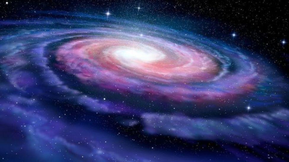 Samanyolu Galaksisi'ndeki yıldızların sayısı sayılabilir