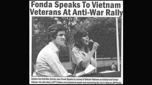 Foto adulterada de John Kerry