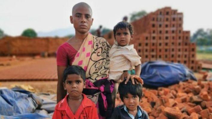 Prema Selvam ve çocukları