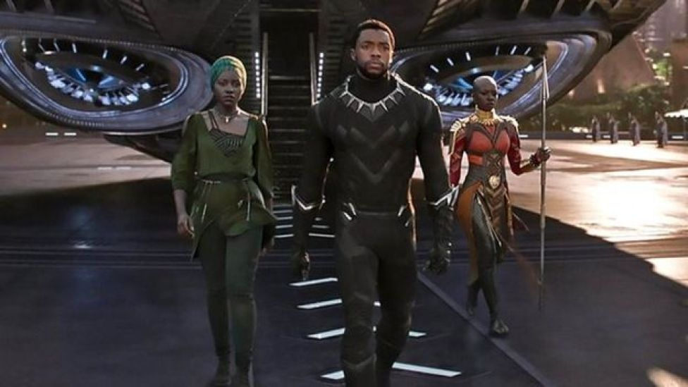 Black Panther still