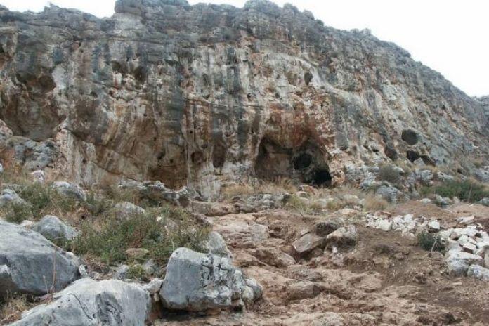 Cueva de Misliya.