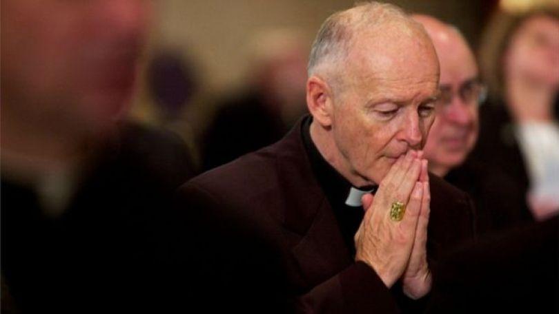 Cardeal Theodore McCarrick