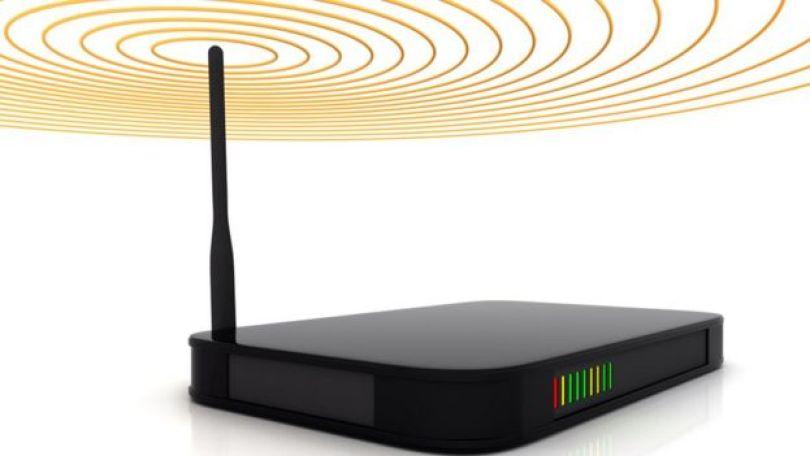 Roteador de internet wi-fi