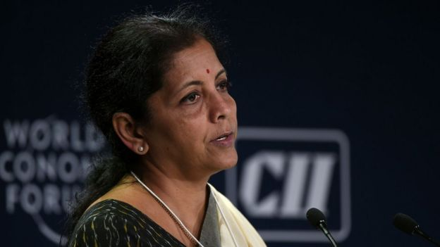 Minister of State for Commerce and Industry of India, Nirmala Sitharaman