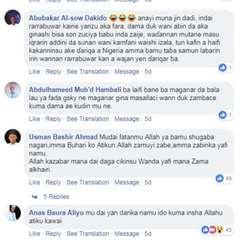 Ra'ayin mutane a Facebook