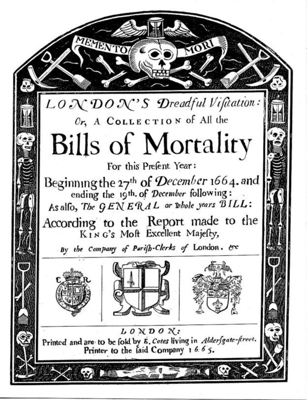Un bill of mortality