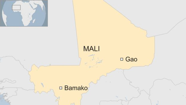 Gao in northern Mali was at the cradle of rebel uprisings and a sanctuary for Islamist fighters.