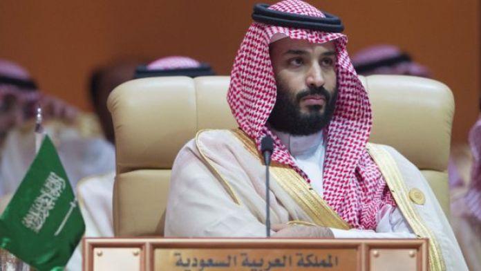 El príncipe heredero Mohammed bin Salman, de Arabia Saudita