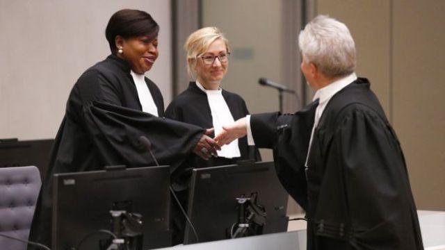 Uluslararası Ceza Mahkemesi hakimleri