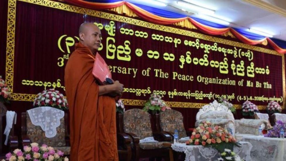 Wirathu wadaadka muran badan dhaliyay