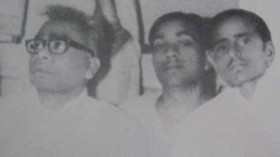 राम मनोहर लोहिया के साथ मुलायम की तस्वीर