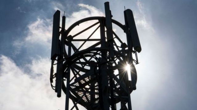 Huawei mast