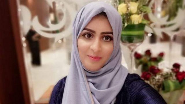 Psychologist Amal al-Hamid