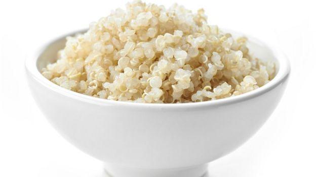 Tigela com quinoa