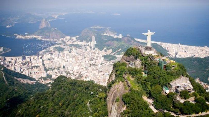 Paisagem do Rio de Janeiro