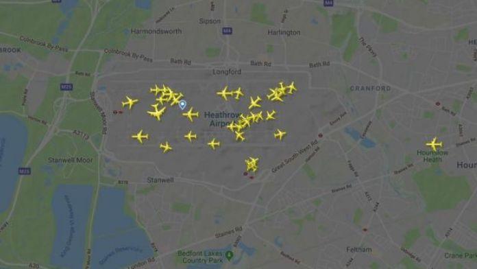 Flightradar24 website