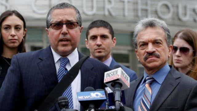 Advogados de Raniere