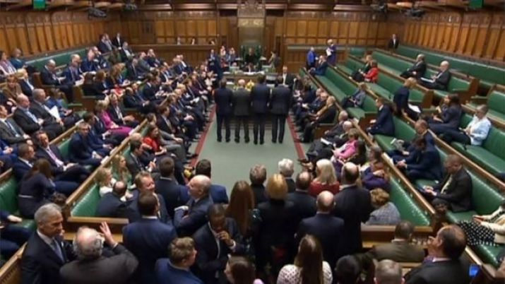 The bill passed its third reading by a majority of 99