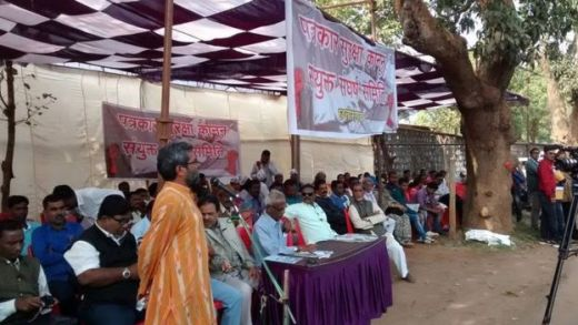 Journalists in Chhattisgarh want a law to protect their colleagues