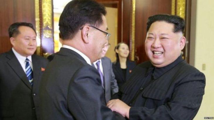 अमरीका-उत्तर कोरिया