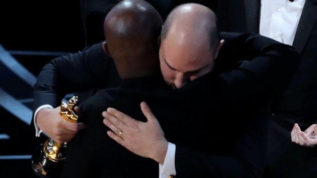 Barry Jenkins and Jordan Horowitz